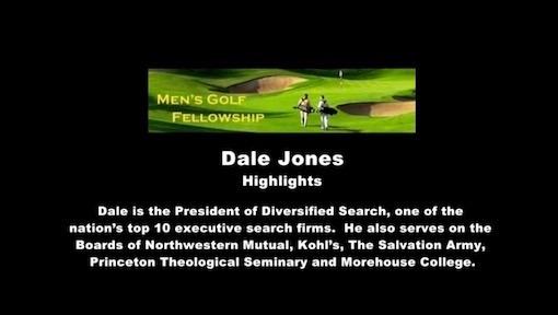 dale jones - resources