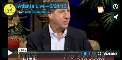Atlanta Live 6/24/13 Video