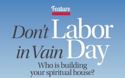 Don't Labor in Vain Day