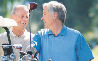 Growing in Faith with Golf Friends
