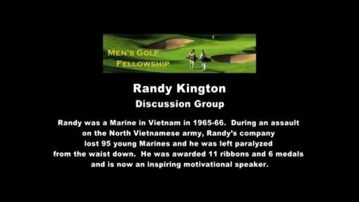 Randy Kington - resources
